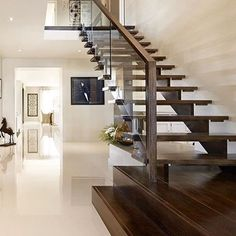 Nice staircase/wall