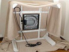 http://en.wikipedia.org/wiki/Kotatsu. floor sitting table with heater under. japan is amazing