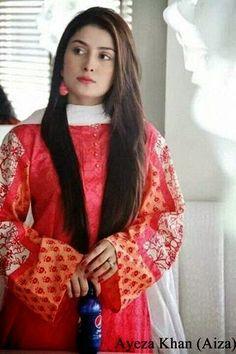Aiza Khan Most Beautiful Pictures 2015,Hd Wallpaper,Pakistani Actress Ayeza Khan…