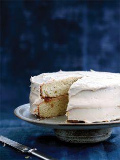 Mocca-apricot Cake
