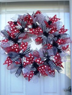 Hey, I found this really awesome Etsy listing at http://www.etsy.com/listing/162245714/ohio-state-deco-mesh-wreath-free