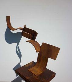 Esculturas abstractas on pinterest arabesque metals and - Esculturas de madera abstractas ...