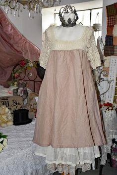 Les Ours carreaux Cotton Kleid // Dress Zelie