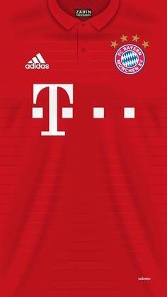 Bayern Munich 16-17 kit home Fifa Football 9938eef78
