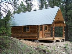 This cabin can have all my vacation time... then retirement time.. :-)