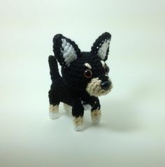 #chihuahua #dog #pet #animal #toy #kids #crochet