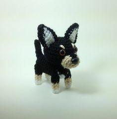 #chihuahua #dog #pet #animal #toy #kids #crochet