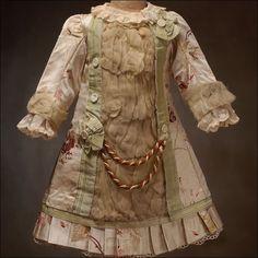 antique children's clothing | Found on respectfulbear.com