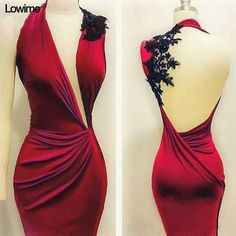 Mermaid Prom Dress,Red Prom Dresses,Fashion Prom Dress,Sexy Party Dress,Custom Made Evening Dress homecoming dress Elegant Dresses, Pretty Dresses, Sexy Dresses, Fashion Dresses, Long Dresses, Woman Dresses, Casual Dresses, Summer Dresses, Red Formal Dresses