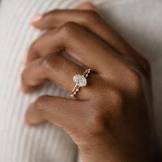 Dainty Engagement Rings, Band Engagement Ring, Engagement Ring Settings, Classic Engagement Rings, Wedding Band Sets, Gold Wedding Rings, Diamond Wedding Bands, Wedding Band Ring, Unique Wedding Bands
