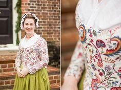Mode de Lis: 18th century