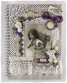 Live & Love Crafts' Inspiration and Challenge Blog: Challenge #6 Anything but a Card