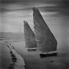 """Curioos.com   """"Wings of Imagination"""" by Dariusz Klimczak (Poland) - https://pinterest.com/curioos"""