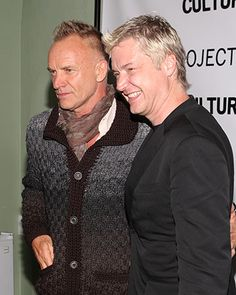 Chris Botti, Stockard Channing, Sting, Trudie Styler at Opening of Culture Project's Exonerated Trudie Styler, Chris Sarandon, Brian Dennehy, Jazz Instruments, Chris Botti, Stockard Channing, Jazz Standard, Contemporary Jazz, How To Express Feelings