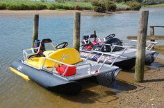 Zego boats