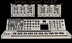 Moog Music - Synth, I love the sound of that...