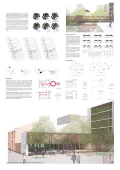 CoWorking Cabanyal  #arquitectura #architecture #proyecto #project #diseño #panel #coworking