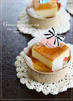 レシピ。~誰でも作れる♡10分チーズケーキ~ : るぅのおいしいうちごはん Panna Cotta, Cheesecake, Sweets, Baking, Ethnic Recipes, Desserts, Blog, Drink, Tailgate Desserts