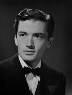 Rare photograph of a young Gregory Peck taken in 1939.