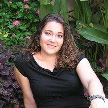 Melanie Reimer ('01, M.A. '02), Extension Services Director at Grace International School