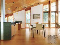 Love the slate end panel for the island. From New England Design Jan-Feb 2014. We will use the same approach to finish off the quartz top on the island unit in the kitchen area.