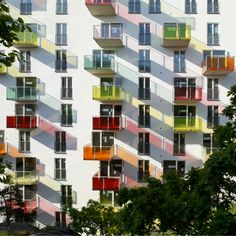Masten housing cooperative, Gothenburg | Semrén & Månsson