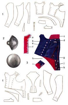 Napoleon.org.pl - Szwoleżerowie - plansze mundurowe