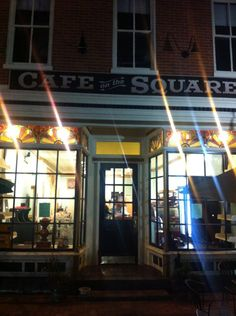 Cafe On The Square in Gettysburg, PA