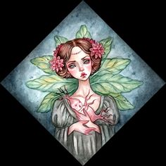 Mother of mandrake by BlackFurya.deviantart.com on @DeviantArt