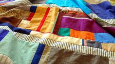 History Quilt No. 3 by helen richards quilts, via Flickr
