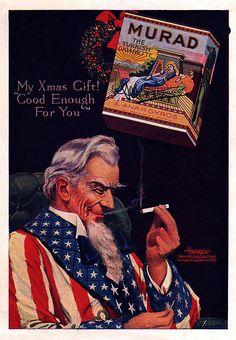 Murad Cigarettes-1916