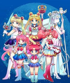 Afreakingadorable sailor moon