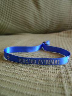 Esta pulsera es para aquella gente que sea asturiana y se sienta orgullosa de ella, ¡¡¡no os quedéis sin una!!!