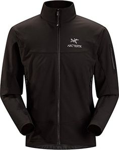 Arc teryx Men s Gamma LT Jacket - Black - XXLarge b8166ffd1