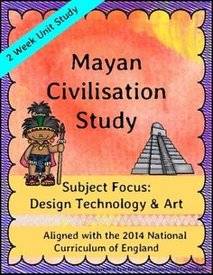 This resource supports opportunities for children to research the history and design of Mayan art before their contact with the Conquistadors exploring the New World. After researching, children will design their own textiles.What's Included:- Curriculum Links- Sequence of Sessions- Link to editable digital resources to use with Google Classroom- Handouts- Links to additional resources