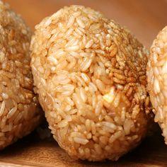 Sriracha Mayo Chicken Rice Balls Recipe by Tasty