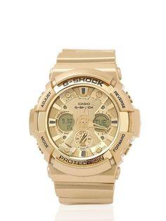 G-Shock Crazy Gold Digital Watch on shopstyle.com