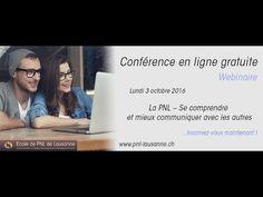 Webinaire - La PNL, se comprendre et mieux communiquer avec les autres - YouTube
