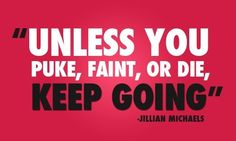 Keep going #Fitness