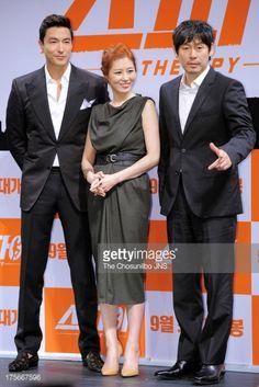 Fotografia de notícias : Daniel Henney, Moon So-Ri and Sul Kyoung-Gu...