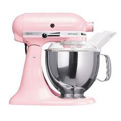 Kitchen Aid Artisan Mixer Pink - (KSM150BPK) - eCookshop