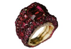 fabulous old ruby ring