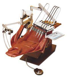 A-dec_Century_chair. Dentist In, Teeth, Tooth