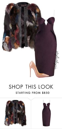 """Untitled #4194"" by stylistbyair ❤ liked on Polyvore featuring Zimmermann and Christian Louboutin"