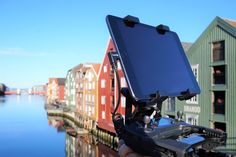 Trondheim Norway, with my DJI Mavic Pro and my LifThor Tablet Holder
