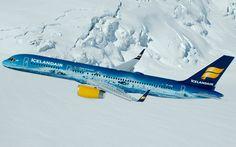 86 Iceland Air 757 Ideas Iceland Air Boeing Aircraft