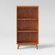 "46"" Amherst Mid Century Modern 3 Shelf Bookcase - Project 62™ : Target"