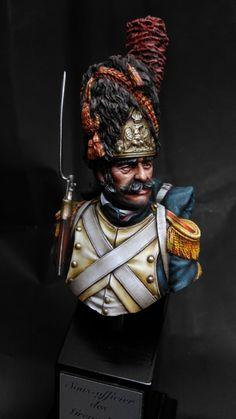 Grenadier de la Garde Imperiale 1809