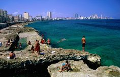 <p>The Malecón, Havana's evocative 8km-long sea drive, is one of the city's most soulful and quintessentially Cuban thoroughfares. Long a favored...