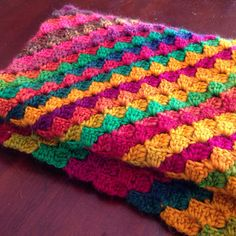 Free ravelry download crochet corner to corner afghan scarf etc ravelry project gallery for corner to corner c2c corner start tutorial pattern by lauri bolland dt1010fo